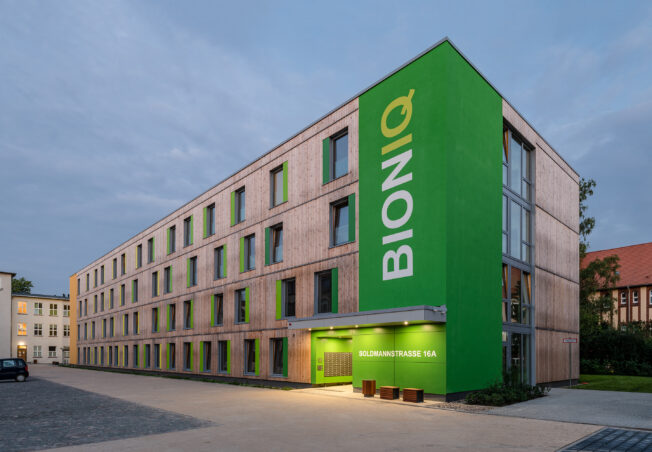 Students' hostel Bioniq